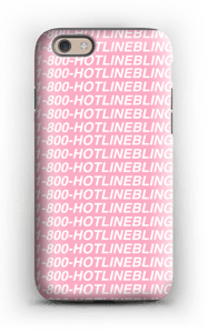 Hot Line Bling Capa IPhone 6 tough