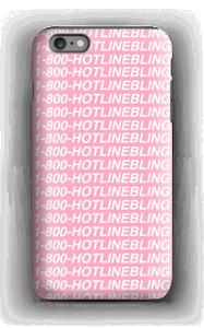 Hot Line Bling hoesje IPhone 6 Plus tough
