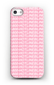 Hot Line Bling hoesje IPhone SE