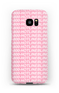 Hot Line Bling hoesje Galaxy S7 Edge