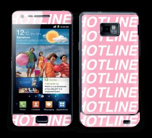 Hotline Bling Skin Galaxy S2