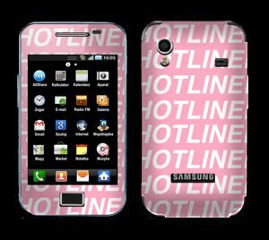 Hotline Bling Skin Galaxy Ace