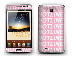 Hotline Bling Skin Galaxy Note