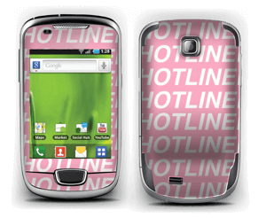 Hotline Bling Skin Galaxy Mini