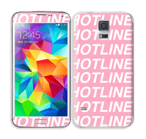 Hotline Bling Skin Galaxy S5