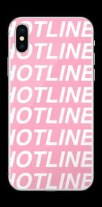 Hotline Bling Skin IPhone X