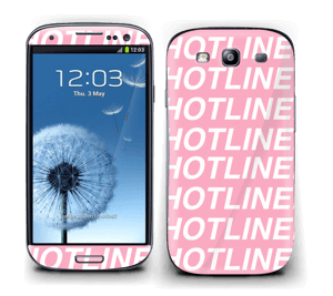 Hotline Bling Skin Galaxy S3