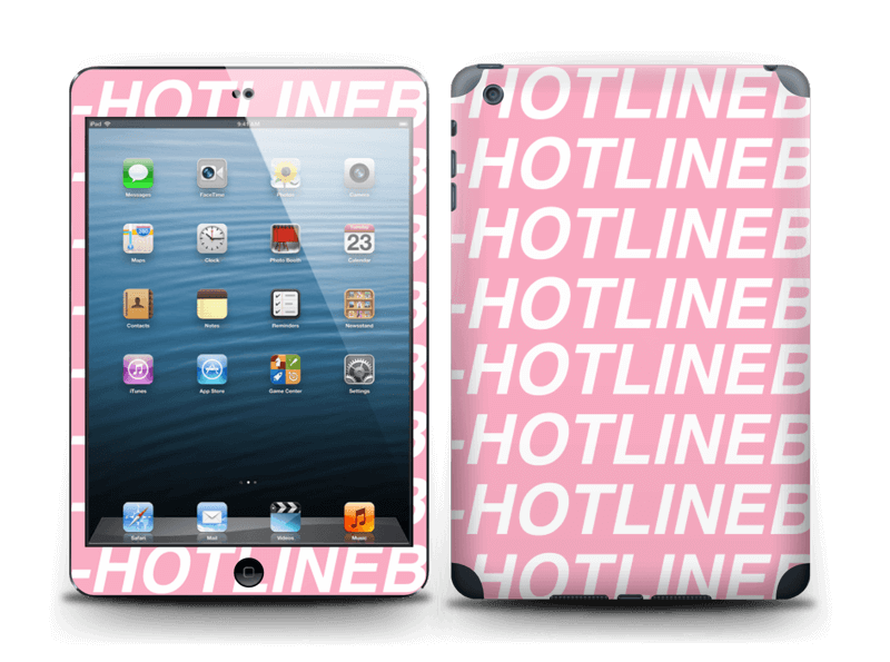 Hot line bling Skin IPad mini 2