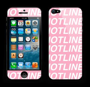 Hotline Bling Skin IPhone 5