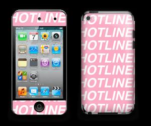Hotline Bling Skin IPod Touch 4th Gen