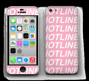 Hot line bling Skin IPhone 5c