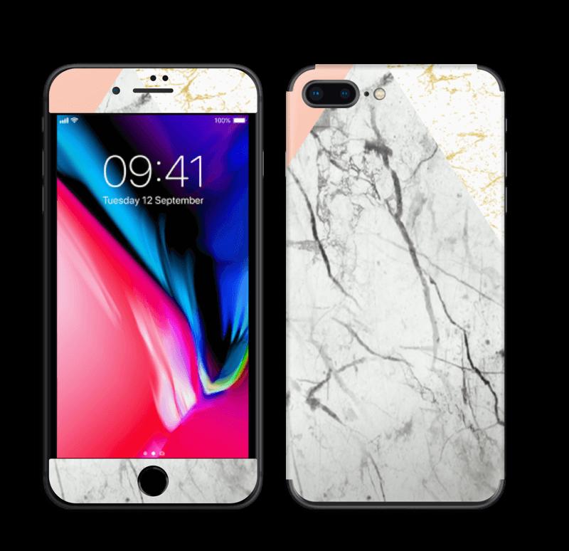 Matching mix  Skin IPhone 8 Plus