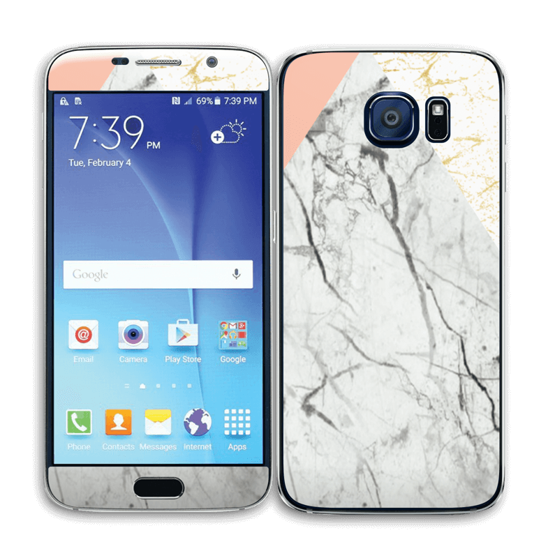Matching mix  Skin Galaxy S6