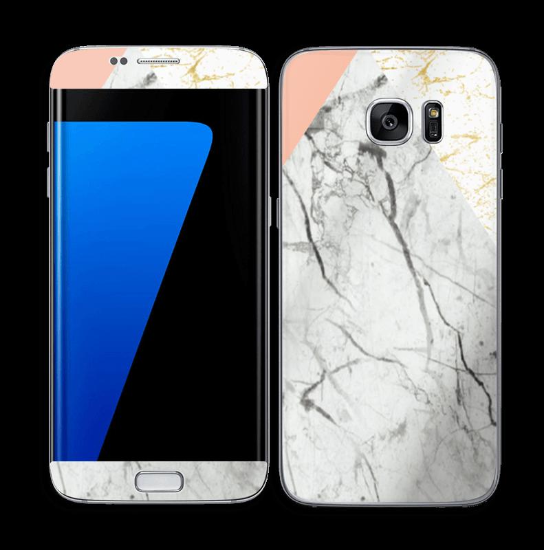 Matching mix  Skin Galaxy S7 Edge