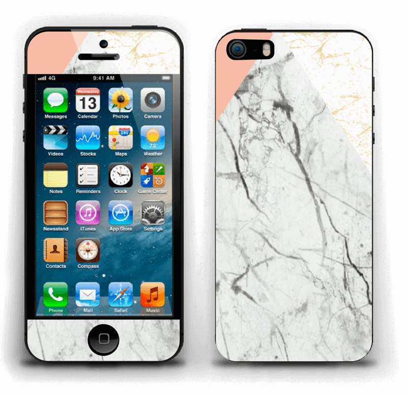Matching mix  Skin IPhone 5s