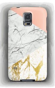 Padrão Mármore Capa Galaxy S5