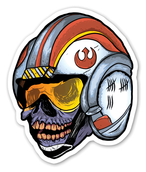 rebel sticker