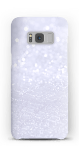 Kylmä glitteri kuoret Galaxy S8