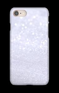 Violeta cintilante Capa IPhone 8