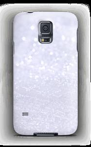 Kylmä glitteri kuoret Galaxy S5