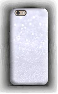 Kylmä glitteri kuoret IPhone 6 tough