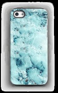 LyseBlå deksel IPhone 5/5s tough