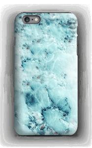 Light blue marble