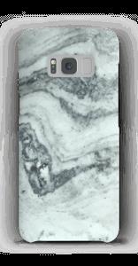 Groenig marmer hoesje Galaxy S8