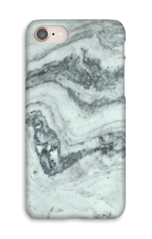 Tons mármore Capa IPhone 8