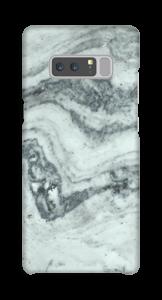 Groenig marmer hoesje Galaxy Note8