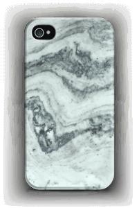 Vihertävä marmori kuoret IPhone 4/4s
