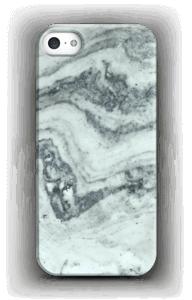 Groenig marmer hoesje IPhone SE
