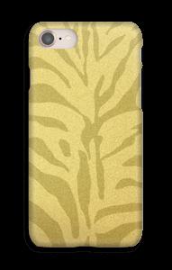 Zèbre doré Coque  IPhone 8