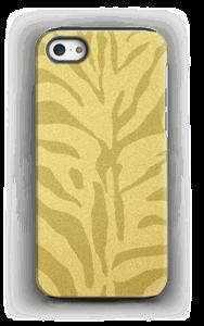 Zèbre doré Coque  IPhone 5/5s tough
