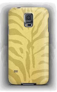 Kultaseepra kuoret Galaxy S5
