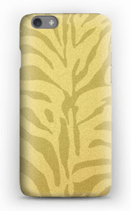 Zebra Gold Handyhülle IPhone 6s