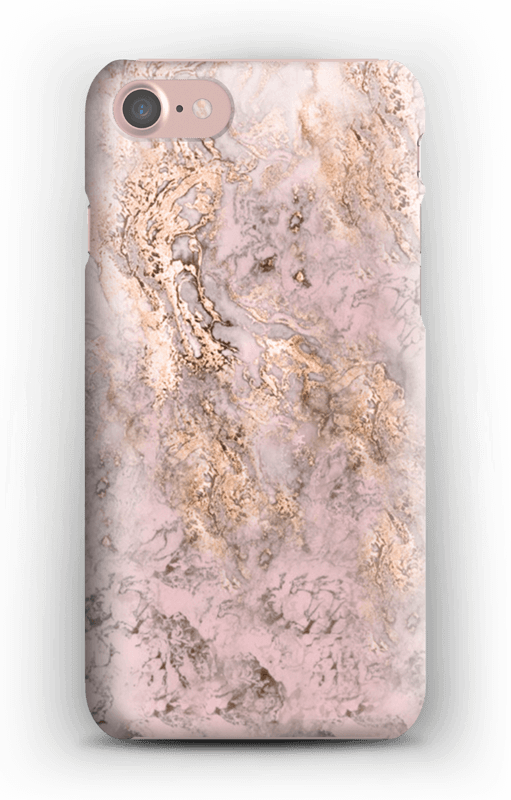 RosaGull  deksel IPhone 7