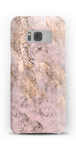 RosaGull  deksel Galaxy S8