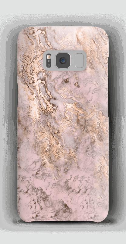 Gold Rosé Handyhülle Galaxy S8