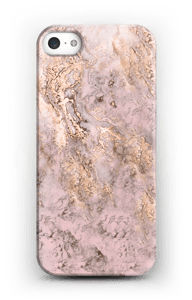 Oro rosato cover IPhone 5/5S