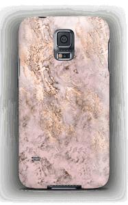 Gold Rosé Handyhülle Galaxy S5