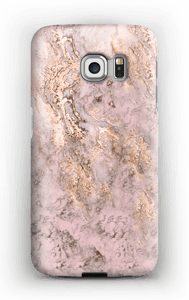 coque samsung galaxy s6 edge marbre