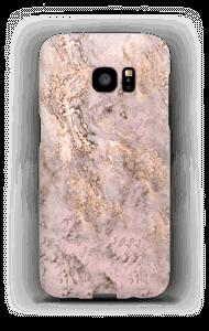 Rose goud hoesje Galaxy S7 Edge