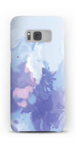 Mistura violeta Capa Galaxy S8