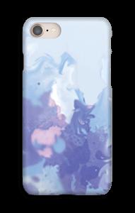 Mistura violeta Capa IPhone 8