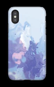 Mistura violeta Capa IPhone X tough