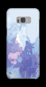 Mistura violeta Capa Galaxy S8 Plus