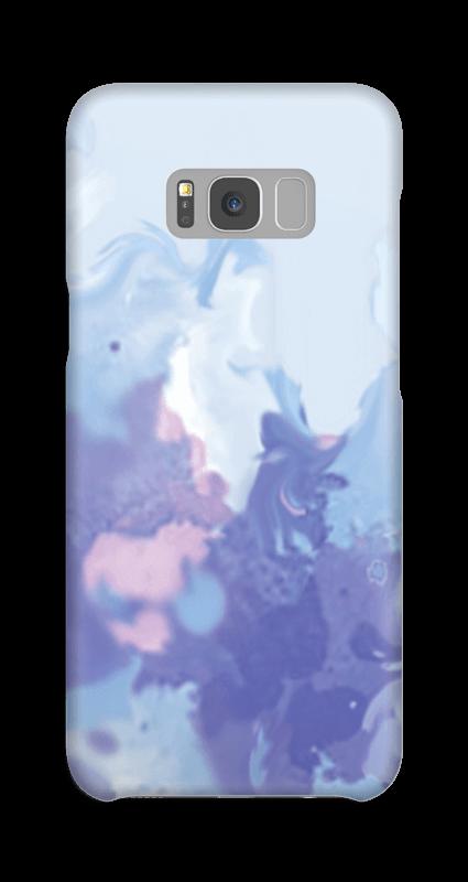 Splashy Splash deksel Galaxy S8 Plus