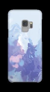 Mistura violeta Capa Galaxy S9