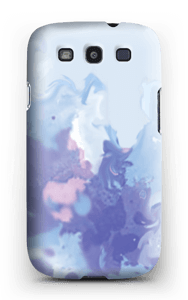 Mistura violeta Capa Galaxy S3